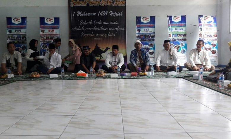 Peringatan Tahun Baru Islam 1439 H SMK BKM 2 Bekasi