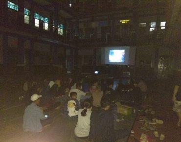 Acara Nonton Bareng Film G30S PKI Sukses