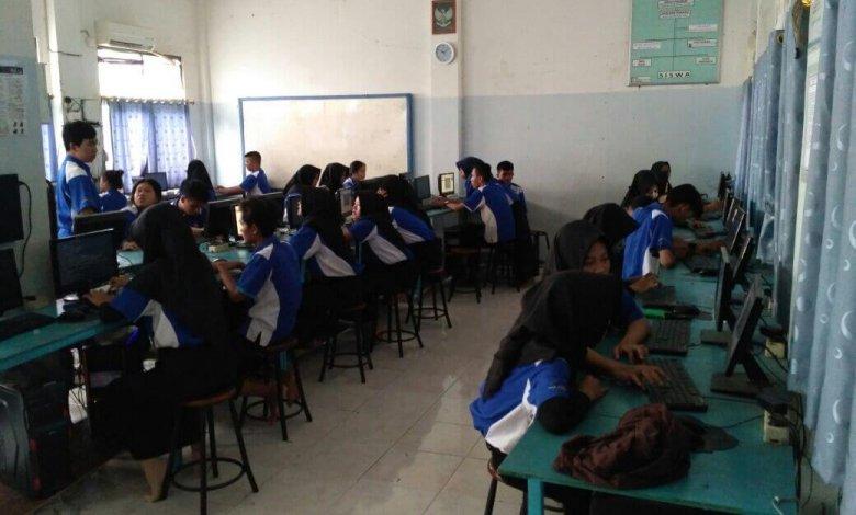 Laboratorium TKJ SMK BKM 2 Bekasi