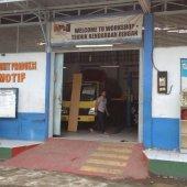 Workshop TKRO SMK BKM 2 Bekasi