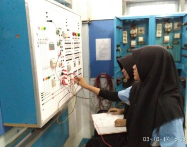 Workshop TELIND SMK BKM 2 Bekasi