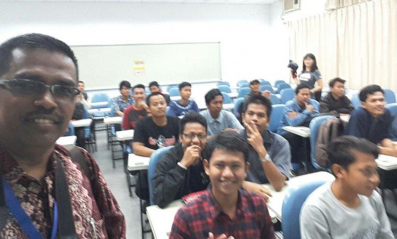 MoA Chia Nan University dan Lembaga BKM 2 Bekasi