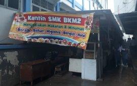 Kantin Sehat SMK BKM 2 Bekasi