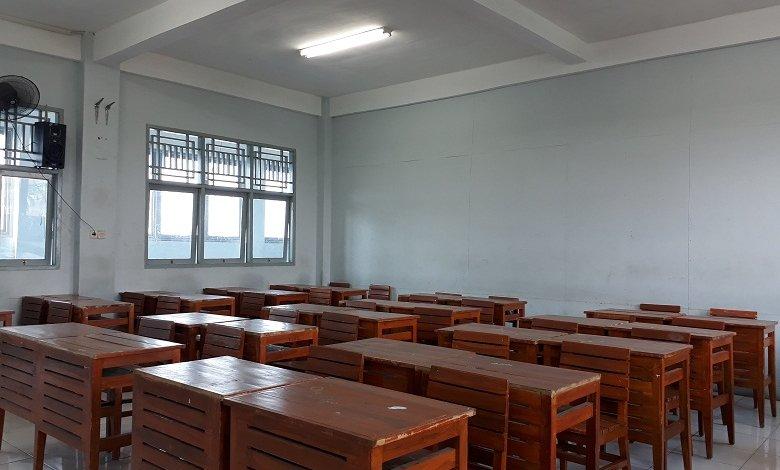 Ruang Belajar Telind SMK BKM 2 Bekasi
