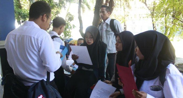 Peserta Internship Scholarship Program