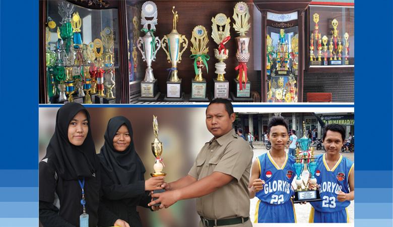 Prestasi SMK BKM 2 Kota Bekasi Jawa Barat