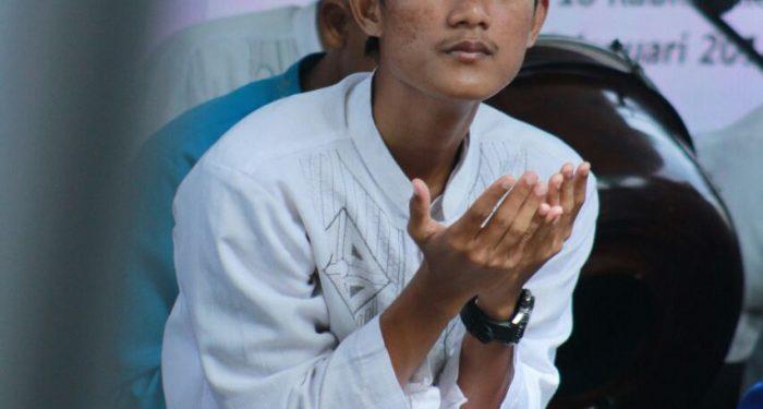 Peringatan Maulid Nabi Muhammad SMK BKM 2 Kota Bekasi Jawa Barat