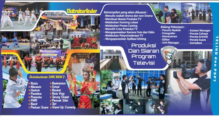 SMK BKM 2 Bekasi PPDB 2018