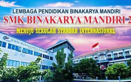 Mari Ciptakan Kedamaian Serta Jaga Persatuan SMK Kota Bekasi