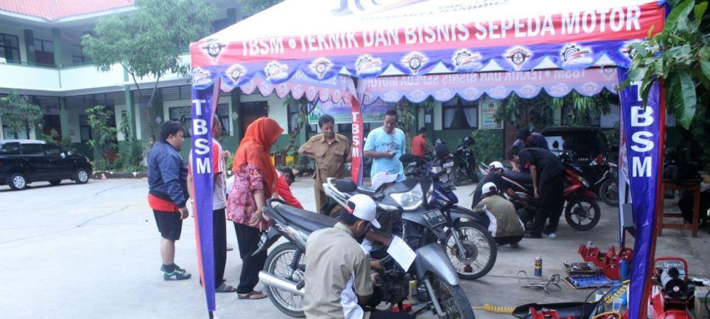 TSM SMK BKM 2 Bekasi, Jawa Barat